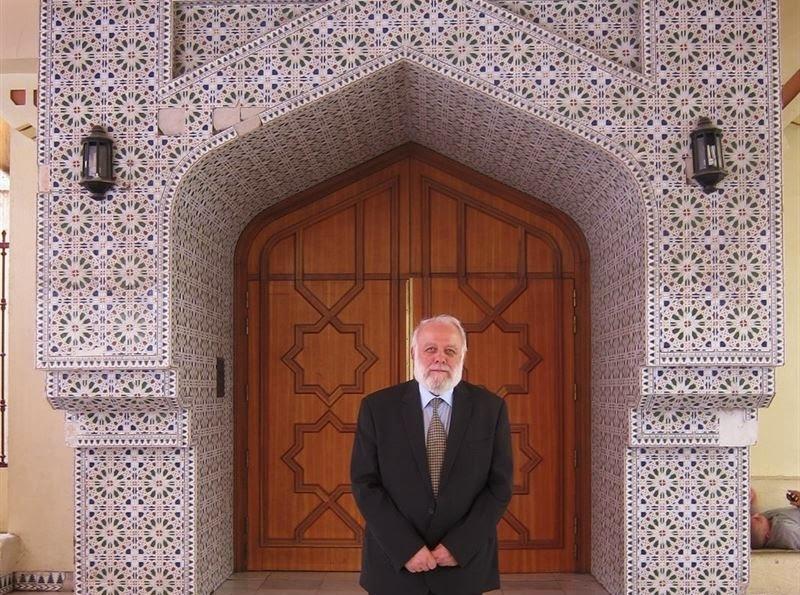 Riay Tatary, secretario general de la CIE y presidente de UCIDE, Foto: EUROPA PRESS