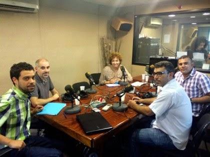 Debate radiofónico sobre los jóvenes catalanes yihadistas que han ido a Irak y Siria