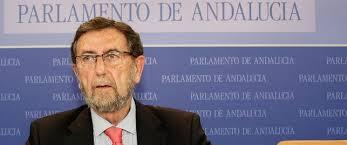 Manuel Gracia Navarro, Presidente del Parlamento de Andalucía