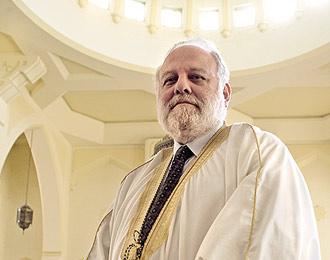 Riay Tatary Bakry, presidente de la Unión de Comunidades Islámicas de España