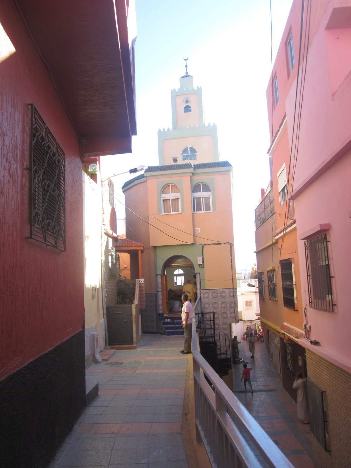 Inauguración de la Mezquita Anas ibn Maalik de Ceuta