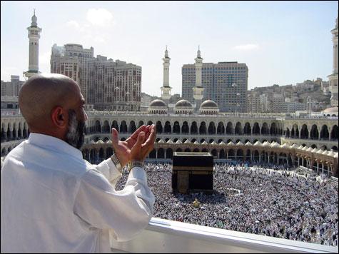 El hay o peregrinación a la Casa de Dios en Meca