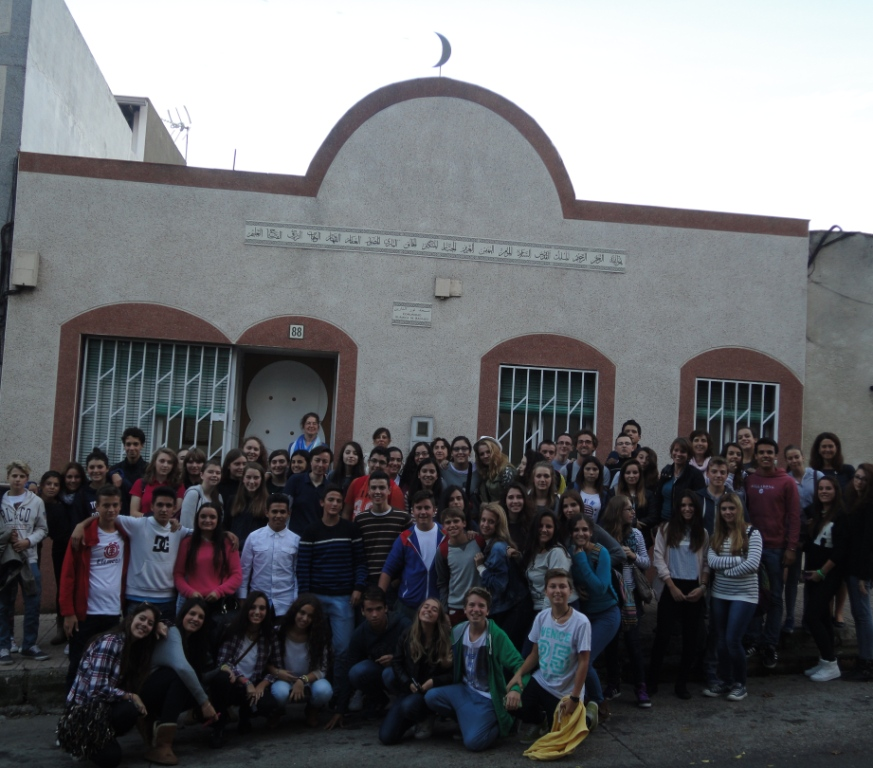زيارات ثقافية مدرسية إلى مسجد بطليوس