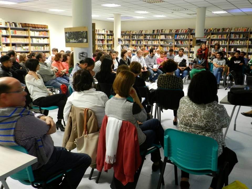 El proyecto de Intervención Comunitaria Intercultural en Logroño