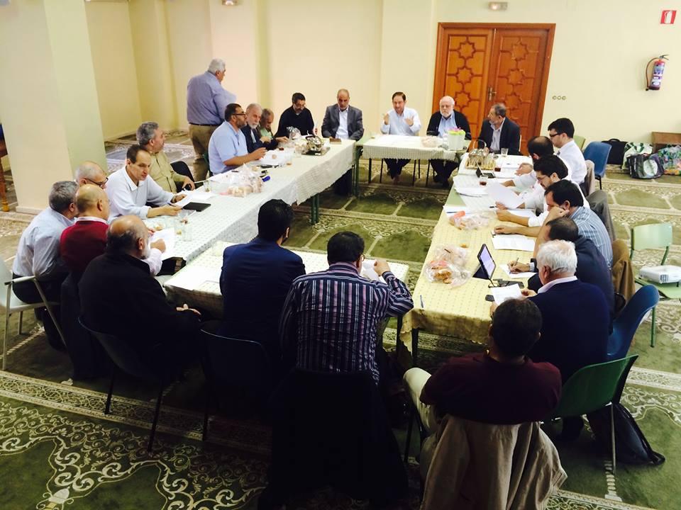 Segunda reunión ordinaria del Consejo consultivo de la UCIDE en 2014