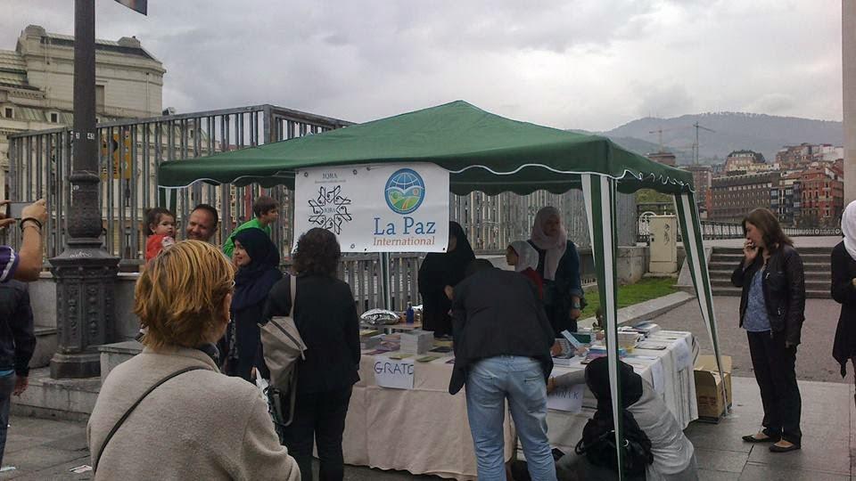 Assabil de Bilbao organiza su primera mesa de la Dawa .