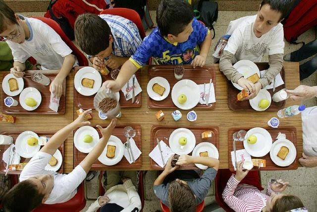 La UCIDCE se preocupa por el origen Halal de las comidas de los colegios