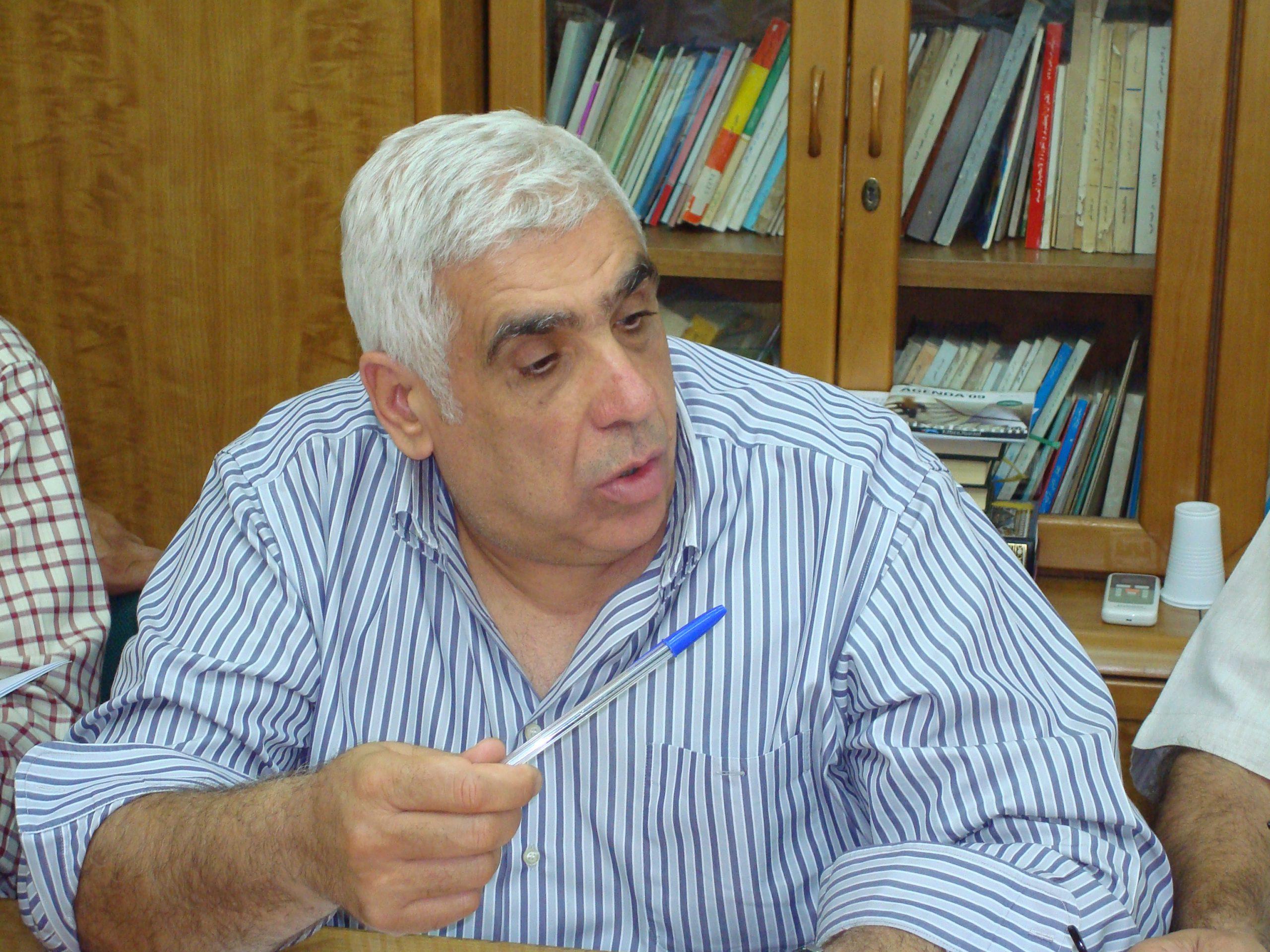 Mustafa Alhendi, Presidente de la Unión de Comunidades Islámicas de Galicia