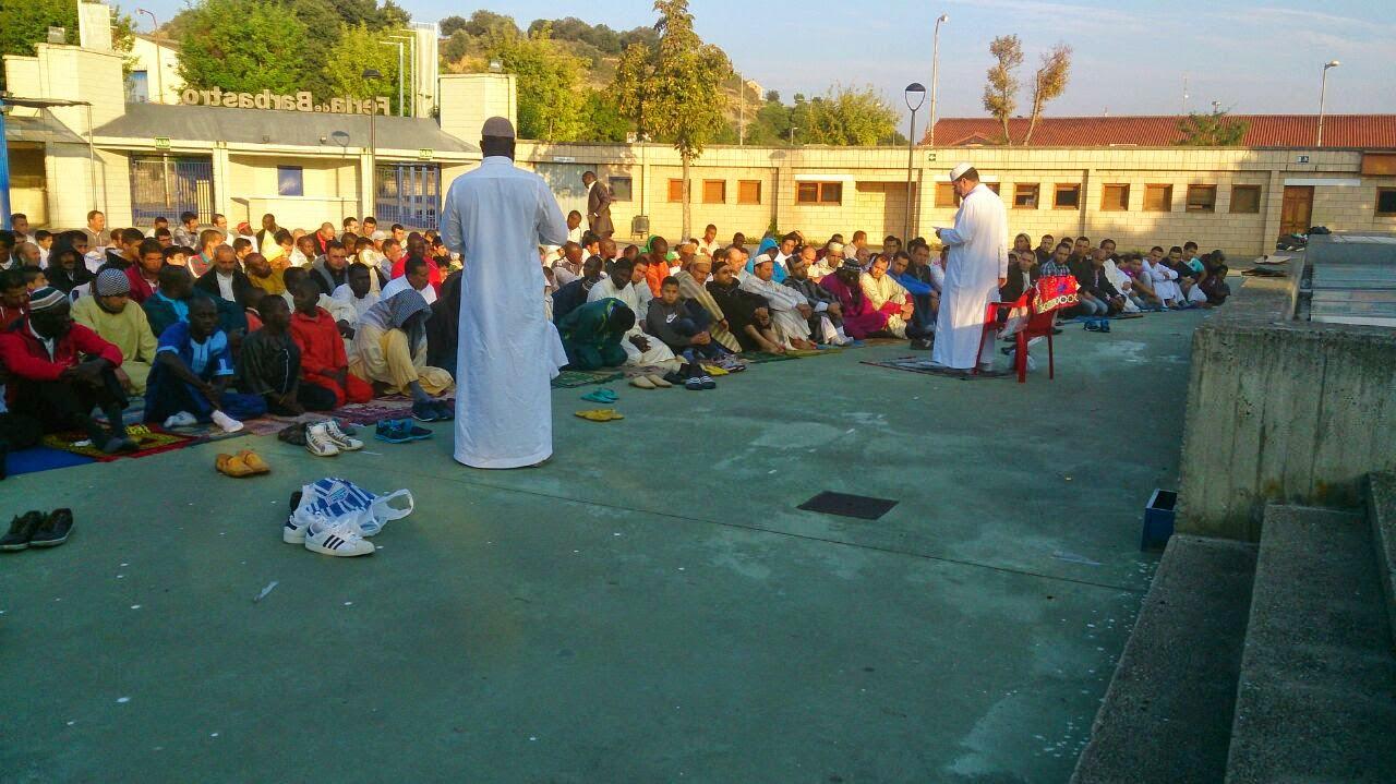 Idul Al Adha en la Comunidad Islámica de Barbastro.