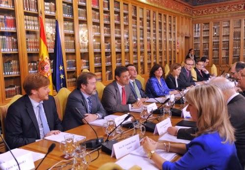 El ministro de Justicia, Rafael Catalá, ha presidido el primer pleno de la Comisión Asesora de Libertad Religiosa