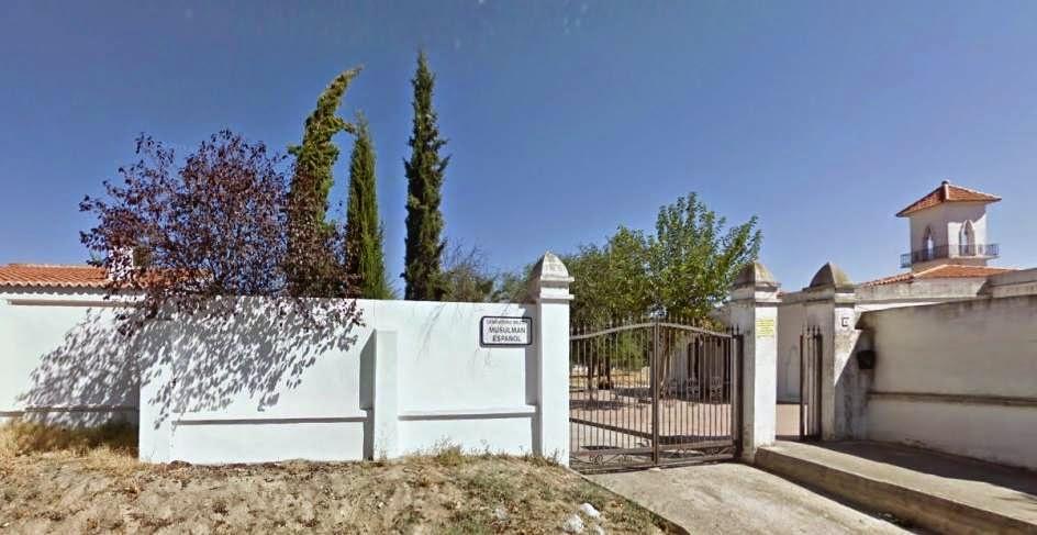 El Cementerio Musulmán de Griñón se abre de nuevo