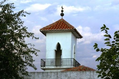 Situación del cementerio musulmán de Griñón