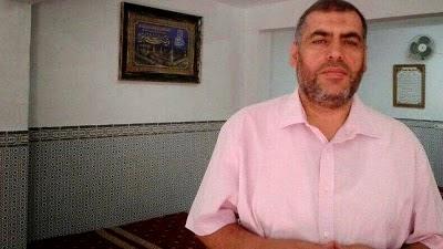 Adel Najjar, es portavoz de la Unión de Comunidades Islámicas de Extremadura, imán de la mezquita de Badajoz