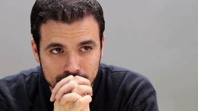 Alberto Garzón, Secretario Ejecutivo de Proyecto Constituyente de Izquierda Unida y Diputado de IU por Málaga en el Congreso de los Diputados