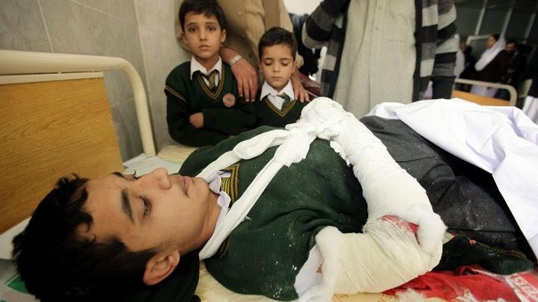 Los musulmanes condenan los crímenes talibán