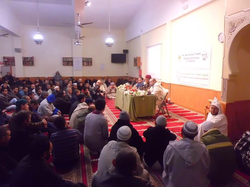 XI Encuentro religioso de la Comunidad Musulmana de Terrassa