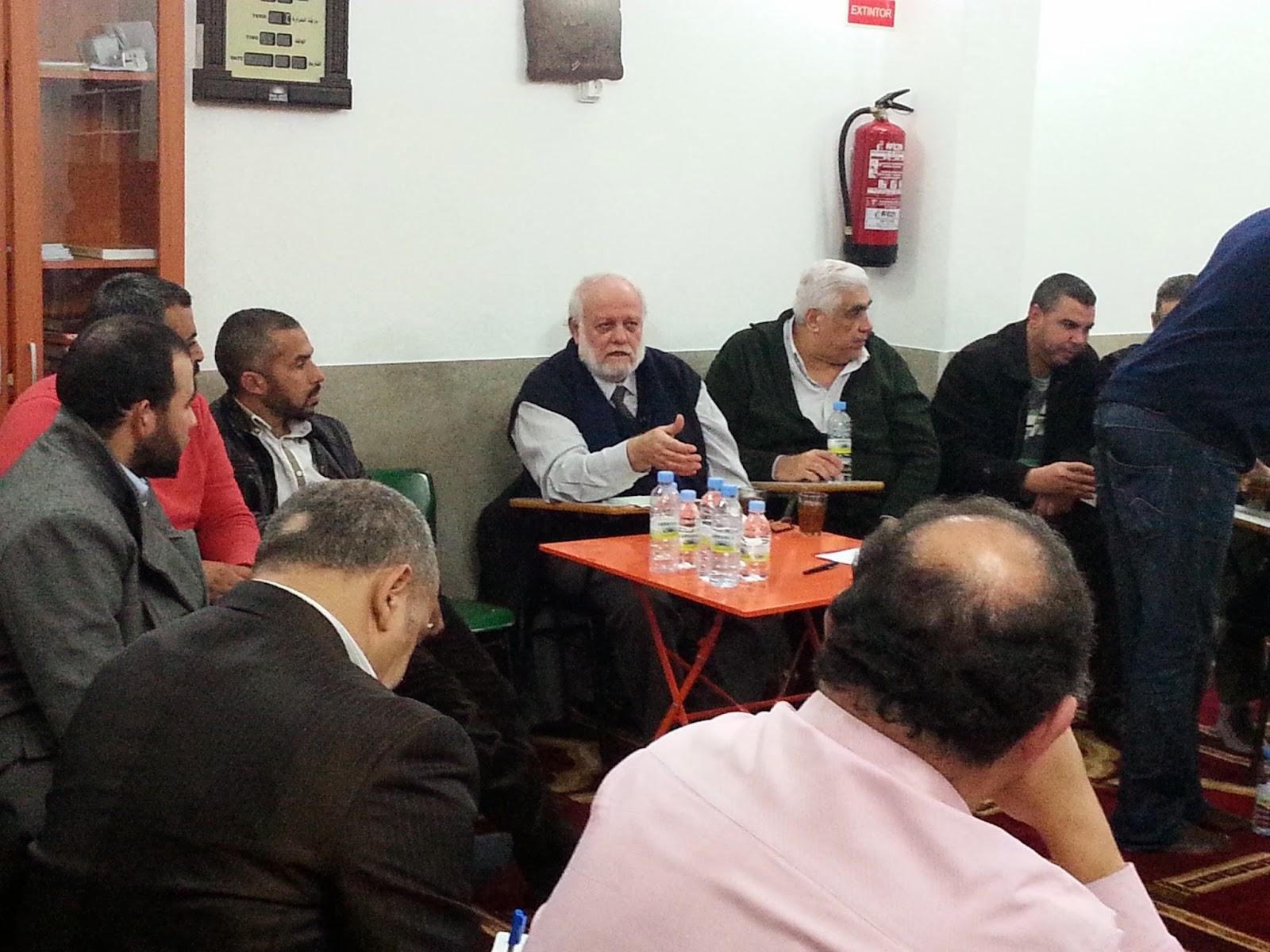 الإجتماع السنوي لإتحاد الجمعيات الإسلامية في قاليثيا