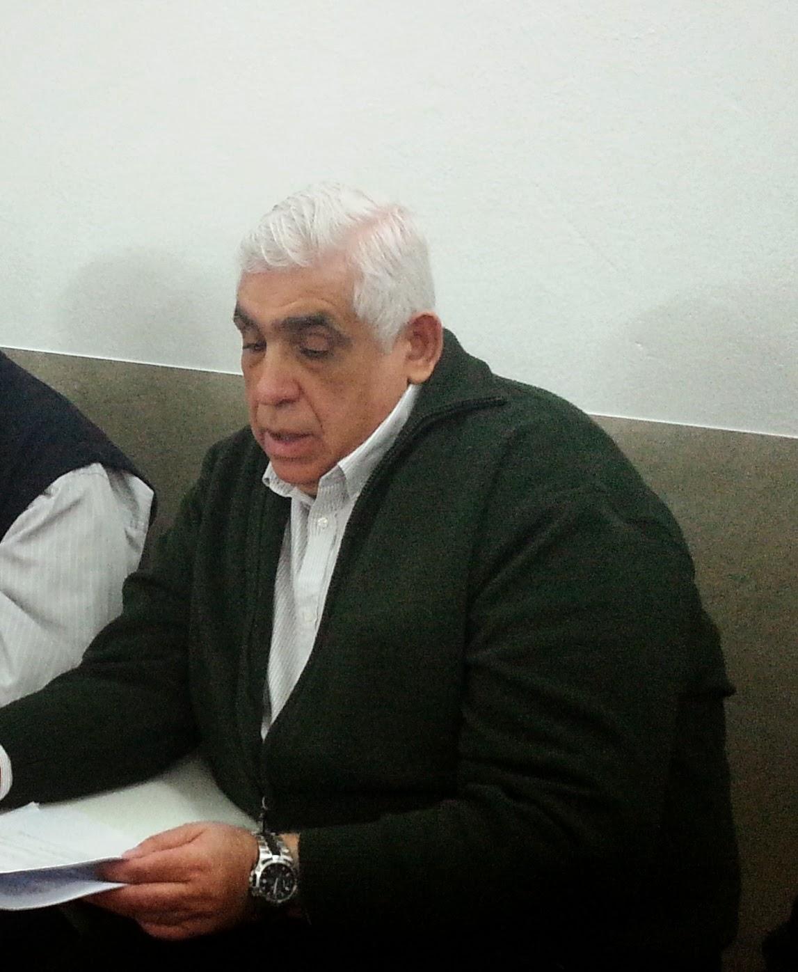 Mustafa Alhendi, el presidente de la Unión de Comunidades Islámicas de Galicia