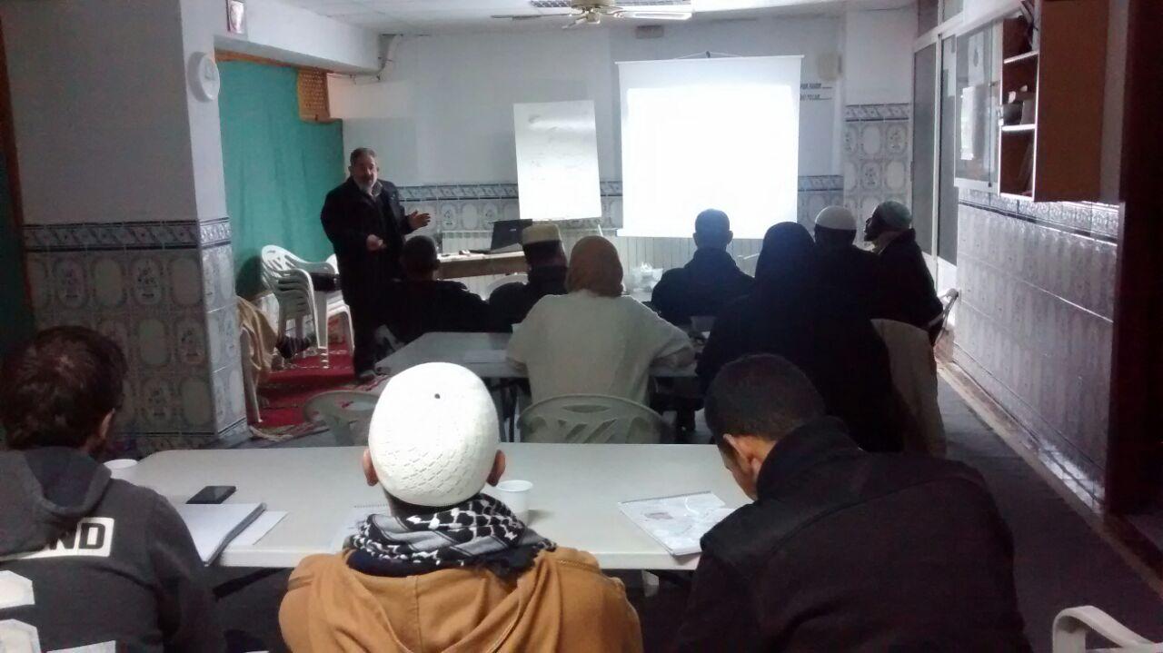 Comienza en Zaragoza el curso de Formación de Profesores