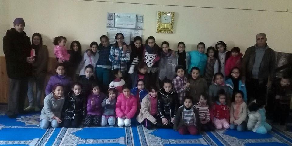 Al Faruq rinde homenaje a los niños del curso educativo