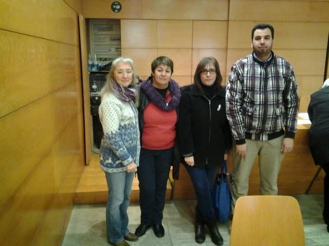 La comunidad musulmana de L'Arboç se reúnen con el Alcalde de la ciudad