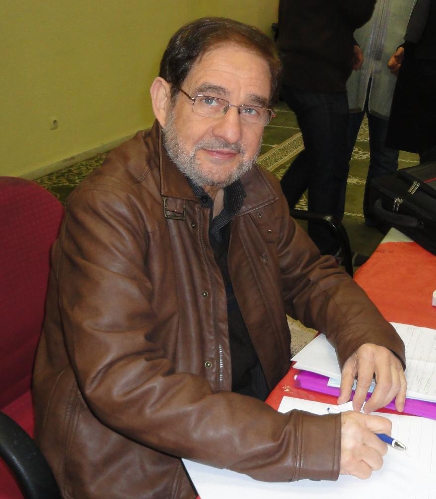Mohamed Majed, presidente de la comunidad islámica de Alicante