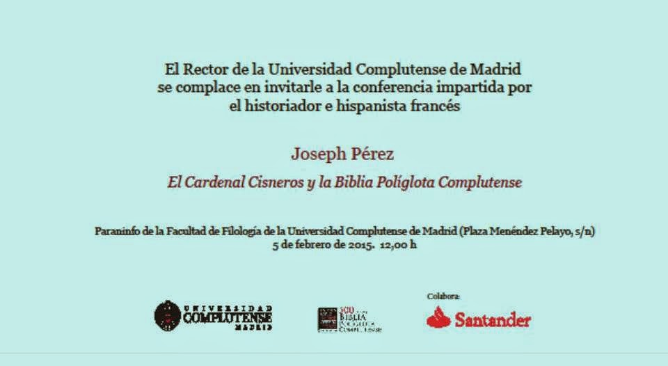 La Universidad Complutense de Madrid invita a Tatary