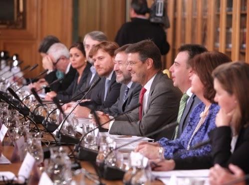 Primera reunión de la Comisión Asesora de Libertad Religiosa en 2015