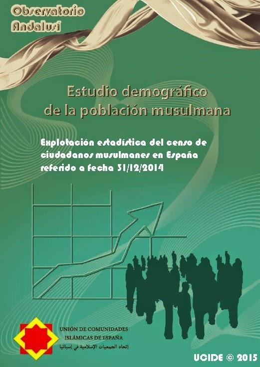 Explotación estadística del censo de ciudadanos musulmanes en España