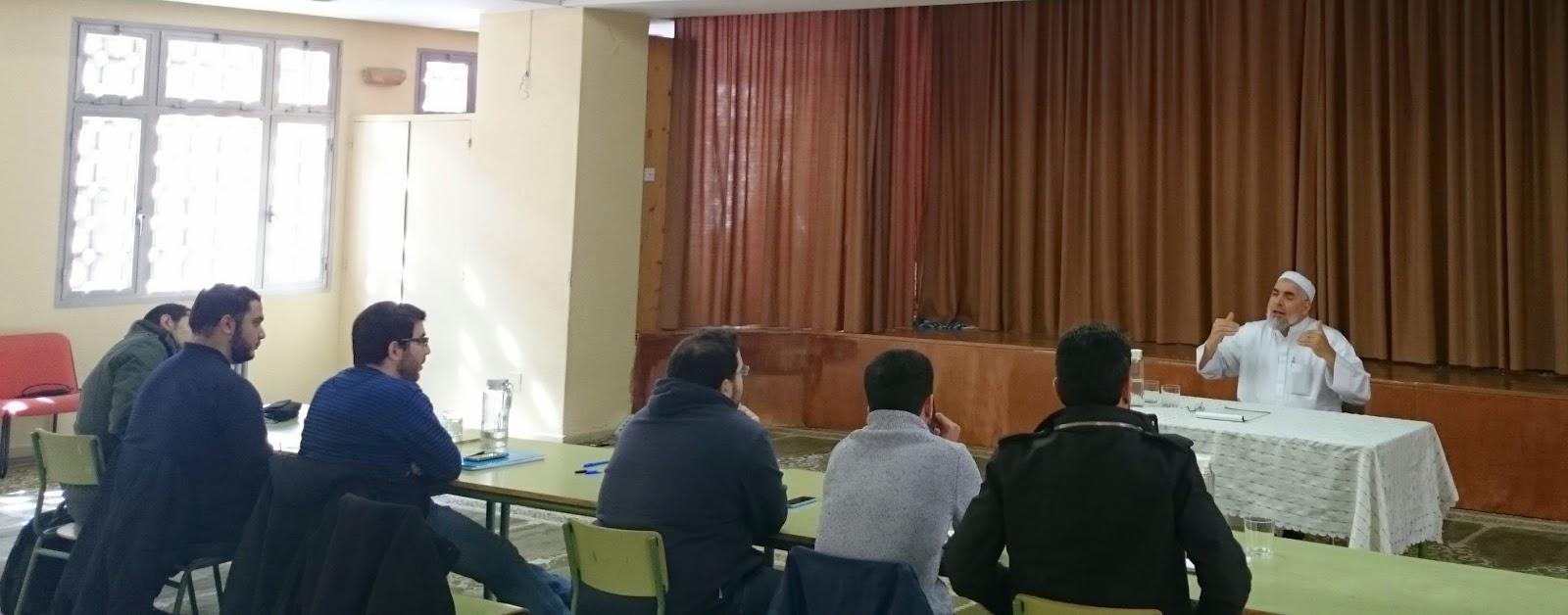 Curso de ciencias islámicas en la Mezquita Central de Madrid
