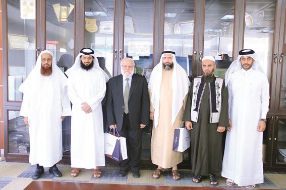 رئيس اتحادالجمعيات الاسلامية بإسبانيا يشيد بـ«إسلام ويب»