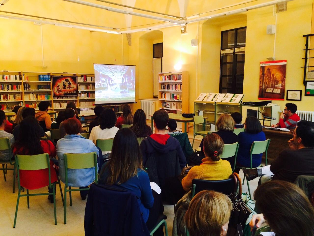 Conferencia sobre la cultura árabe musulmana en  Plasencia.