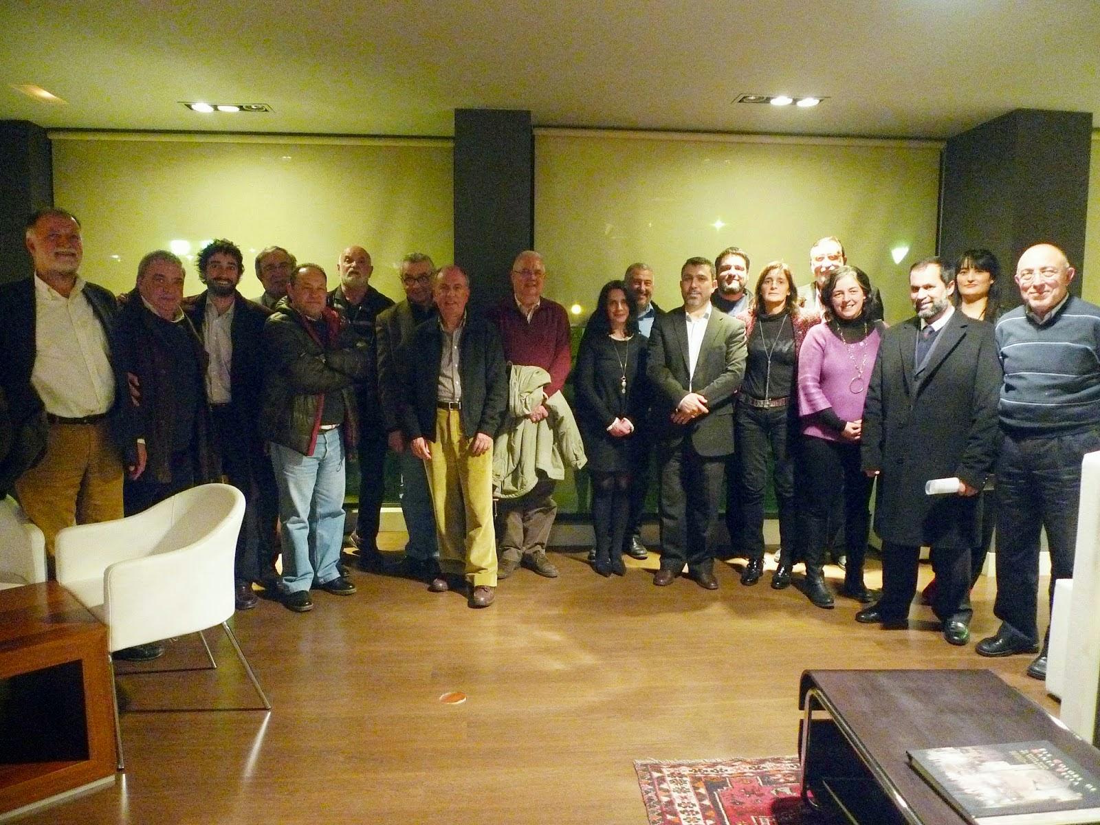 El presidente de UCIDCAT invitado a un Coloquio por la coordinadora del Ámbito de Reflexión Social (ARS) de Tarragona