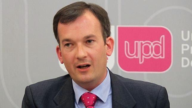Martín de la Herrán, Candidato por UPyD a la Presidencia de la Junta de Andalucía