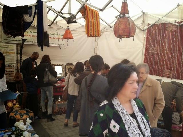 Terrassa celebra su 13ª edición de la Muestra de la diversidad cultural