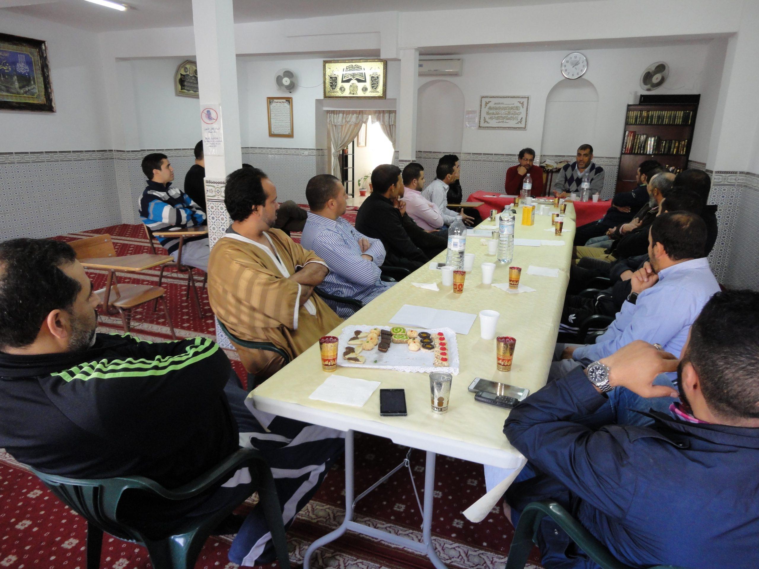 Reunión de la asamblea General de la Unión de Comunidades Islámicas de Extremadura
