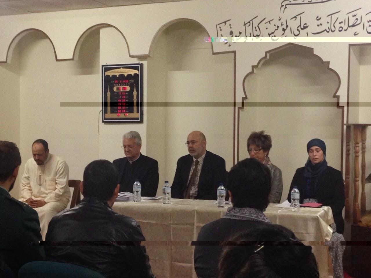 La mezquita de Benifaió organiza una charla con la participación de la Alcaldesa