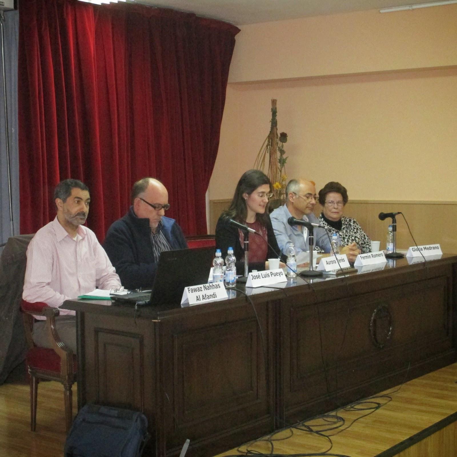 """Mesa redonda en Monzón sobre cómo """"Afrontar la muerte y el proceso de duelo"""""""