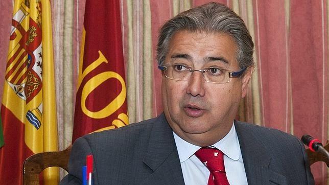 Juan Ignacio Zoido, Alcalde de Sevilla y candidato por el PP a la Alcaldía de Sevilla