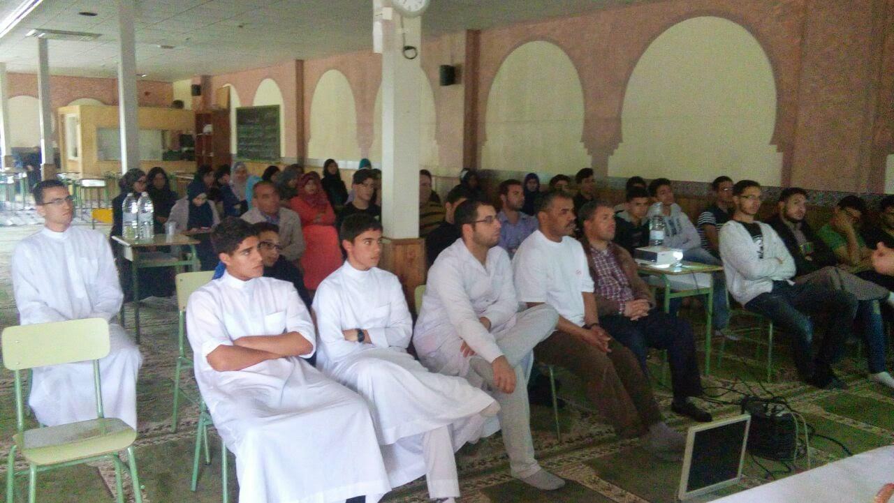 Crecer con el Corán : proyecto dirigido sobre todo a los jóvenes musulmanes