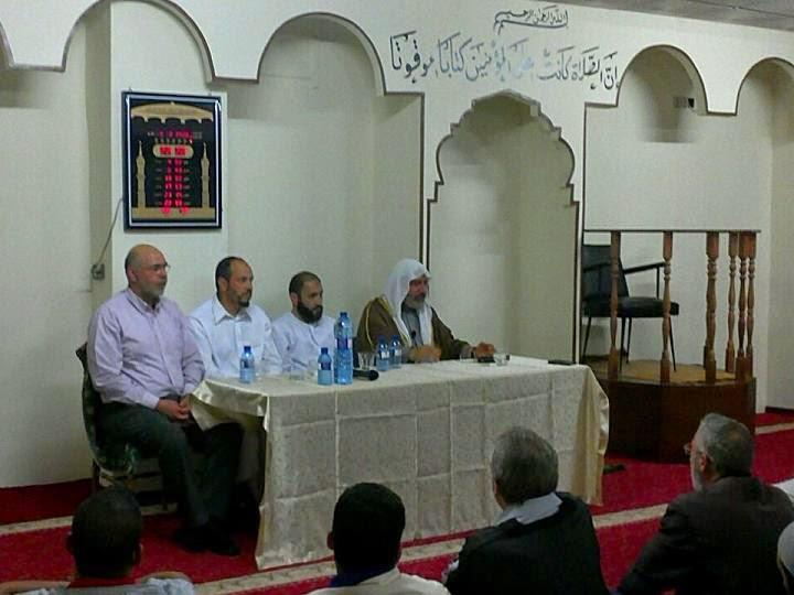 La moral del musulmán dentro y fuera de la mezquita
