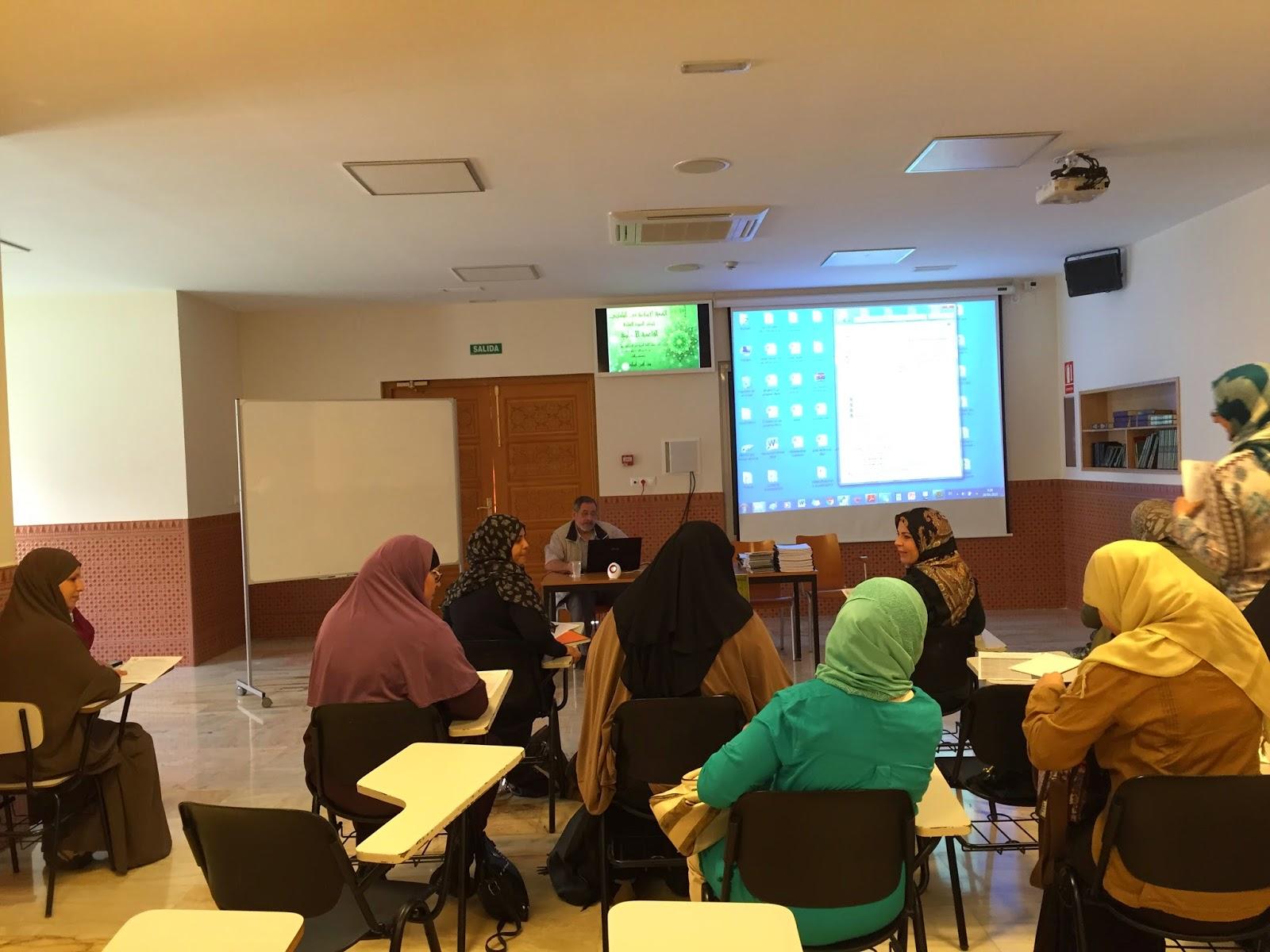Comienza en Alicante el curso formativo de profesores de árabe y Corán según el método Andalusí