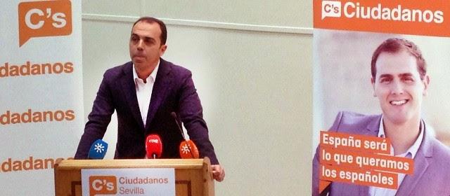 Tatary invitado al desayuno informativo con don Javier Millán, Candidato por CIUDADANOS a la Alcaldía de Sevilla