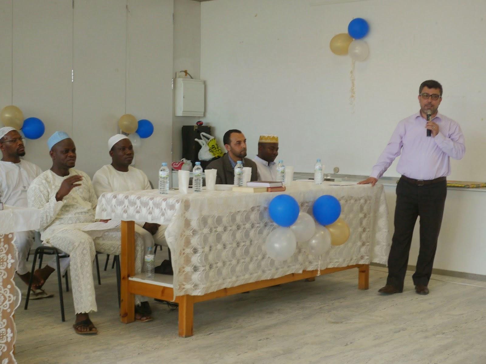 Primera jornada de puertas abiertas organizada por la Comunidad Al SALAT
