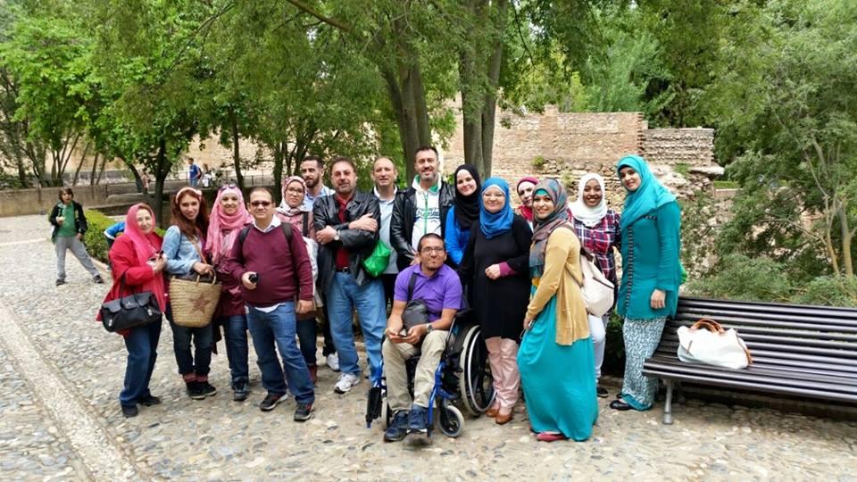 Plena satisfacción por el viaje familiar a Córdoba y Granada