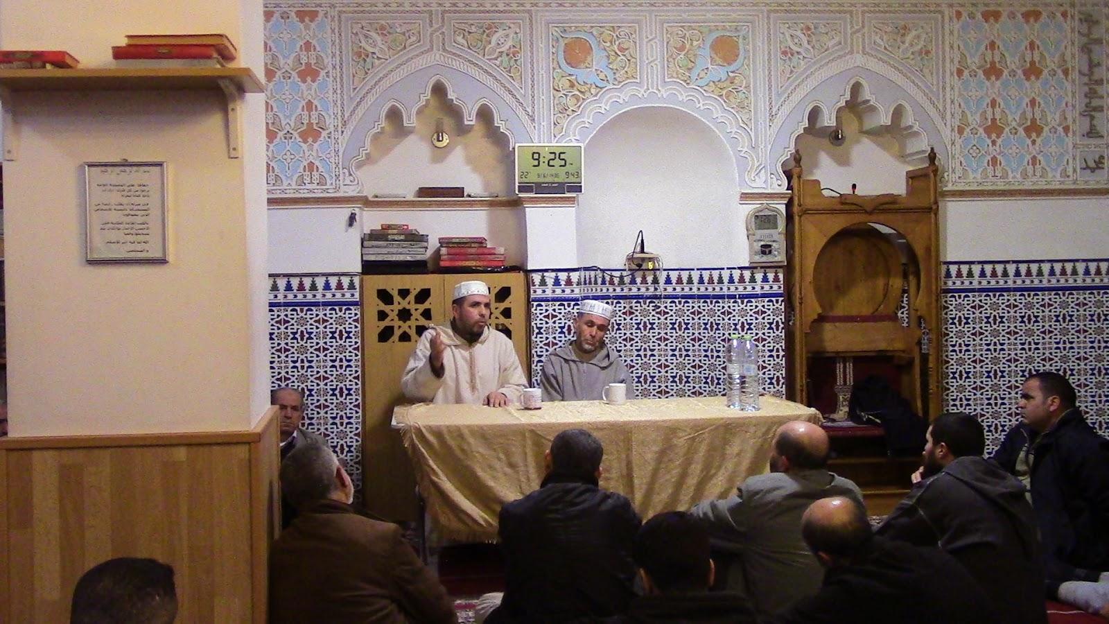El musulmán entre la fe musulmana y los impulsos físicos
