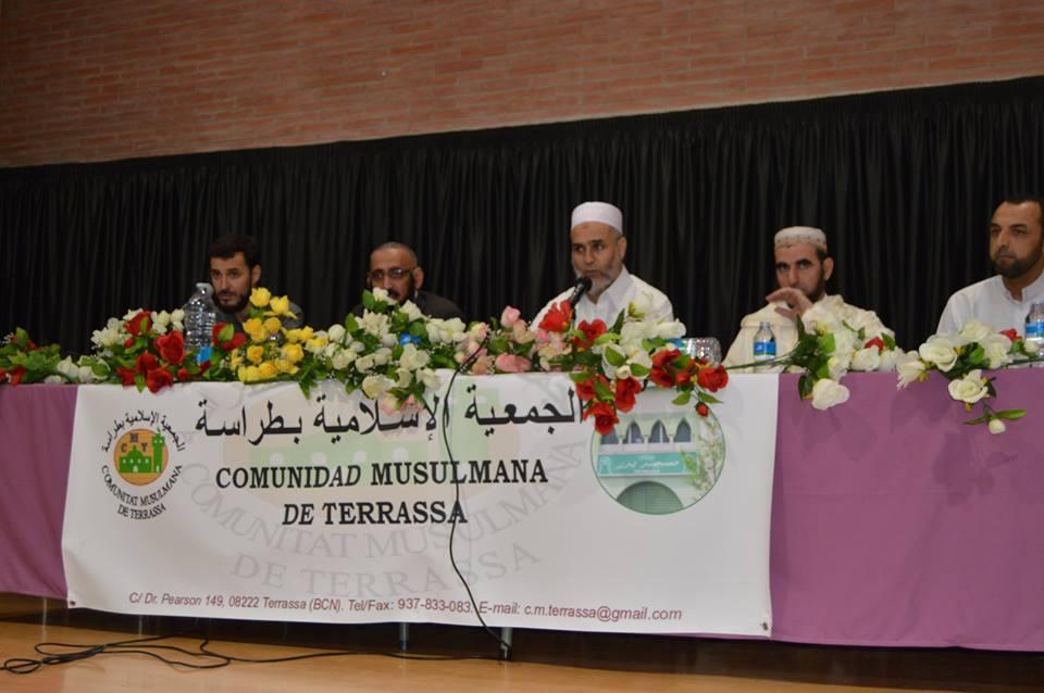 La Comunidad Musulmana de Terrassa organiza una excelente cena solidaria por segunda vez en Terrassa