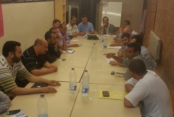 El consejo consultivo de UCIDCAT se reúne en la ciudad de Montmeló.