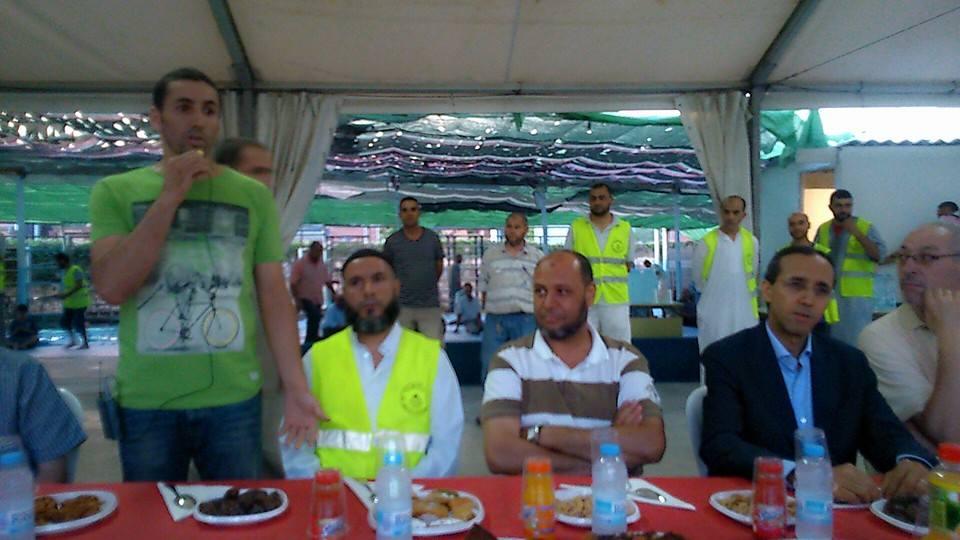 La Comunidad Islámica de Hospitalet de Llobregat, Mezquita Al Fath, organiza una jornada de Iftar en su sede