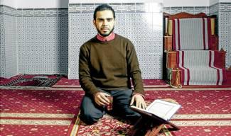 Zouahir Lelfezzaoui PORTAVOZ DE LA COMUNIDAD ISLAMICA : 'El verdadero Islam llama al respeto de la vida' - Foto:OTO
